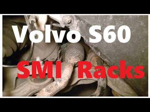 How to tell if you have a SMI steering rack on a 2001-2004  Volvo S60/V70