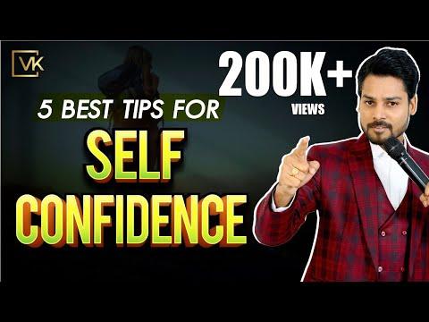 5 Best Tips for Self Confidence by Venu Kalyan   Telugu   UNIK LIFE