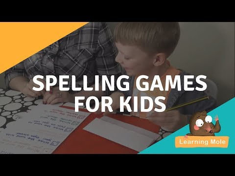 Spelling Games for Kids - Spelling Games KS2-Spelling Activities-English Spelling Games-Spelling-ESL