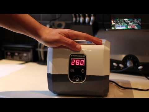Review machine de nettoyage aux ultrason