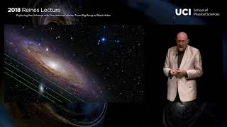 Download 2018 Reines Lecture: Exploring the Universe with Gravitational Waves by Kip Thorne Video