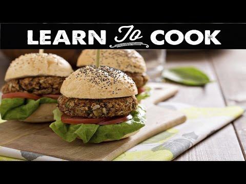 How to Make Veggie Burgers