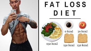 Download The Best Science-Based Diet for Fat Loss (ALL MEALS SHOWN!) Video