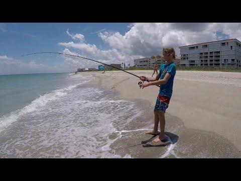Fish of a Lifetime! - Surf Fishing