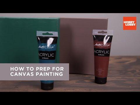 Canvas Prep 101