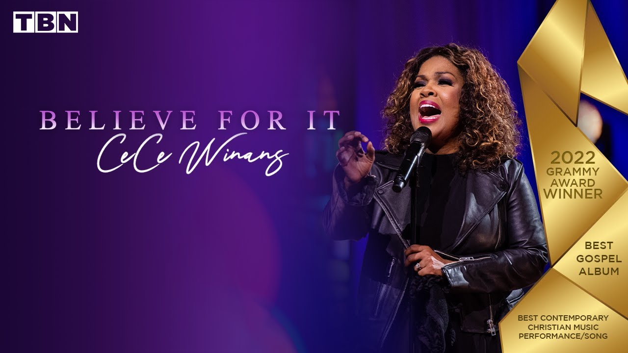 CeCe Winans: Believe For It | FULL CONCERT | TBN