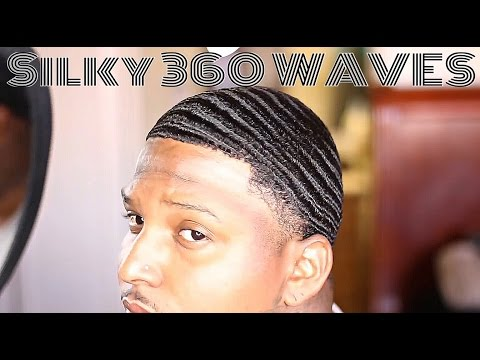 (Silky 360 Waves) How to change your hair texture