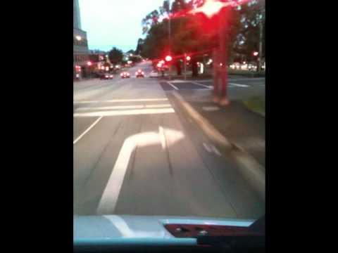 Emergency Ambulance Responding Code 1 in Melbourne, Australia
