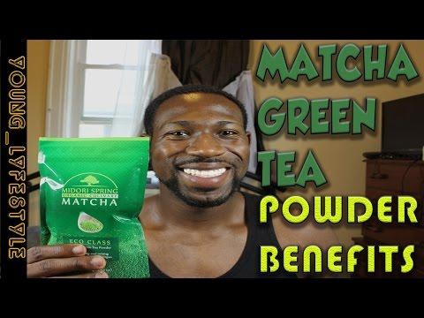 Matcha Green Tea Powder Benefits: Why You Should Drink Matcha ?