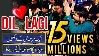 Tumhein Dil Lagi Bhool Jani Pary By Shahbaz Fayyaz Qawwal At Garden Town Lahore 9th February 2020