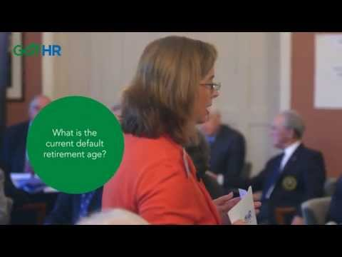 Retirement Age: What is the current default retirement age? - Golf HR - UK