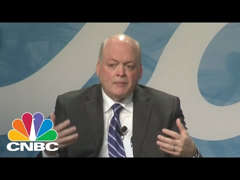 New Ford CEO Jim Hackett: Many Things At Ford Are Going Well | CNBC