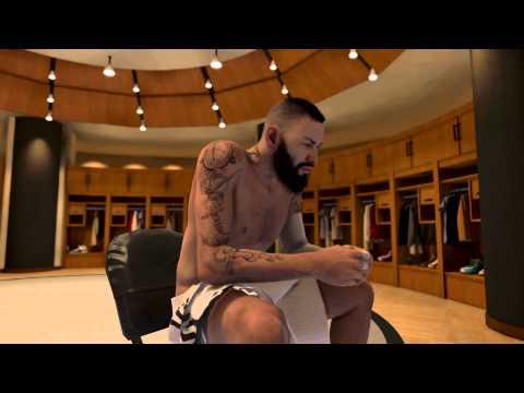 NBA2K15 MyPlayer  Gatorade Commercial