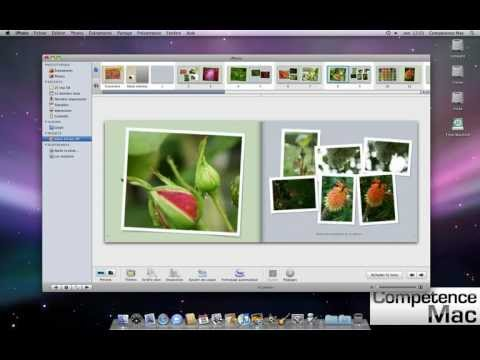 23 • L'interface d'iPhoto'08 • Mac OS X Leopard (tutoriel vidéo)