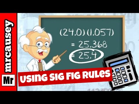 How to Use Significant Figure Rules in Calculations | Sig Figs