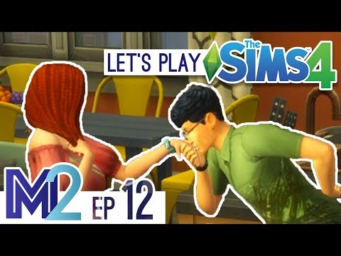 Let's Play The Sims 4 - Young and Hungry (Eden-Cho Season 3 Ep 12)