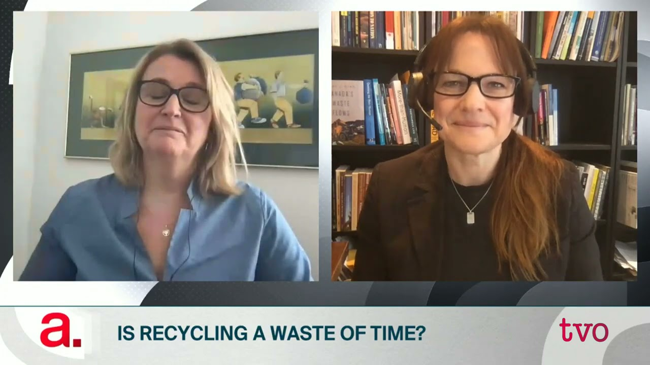 Is Recycling a Waste of Time? | The Agenda