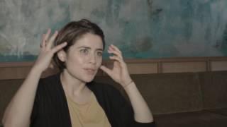 Greta Scarano im Movie-College Interview