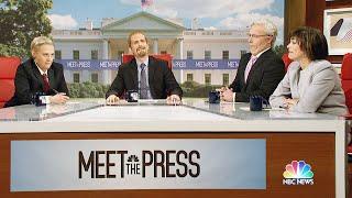 Download Meet the Press Cold Open - SNL Video