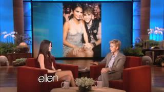 Selena Gomez on Justin Bieber