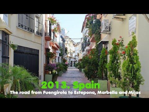 MyWay. Spain. 2013. 04 Fuengirola - Estepona - Marbella - Mijas