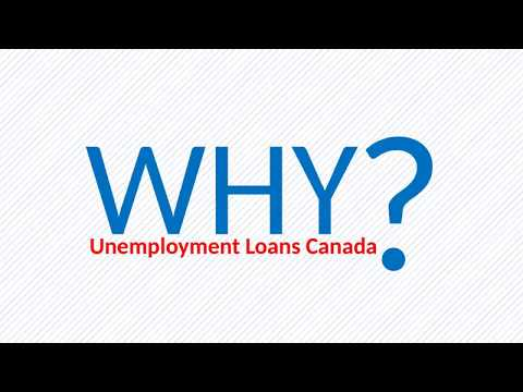 Unemployment Loans Canada – How to borrow money fast With No JOB?