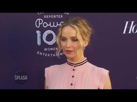 Jennifer Lawrence's secret boyfriend | Daily Celebrity News | Splash TV