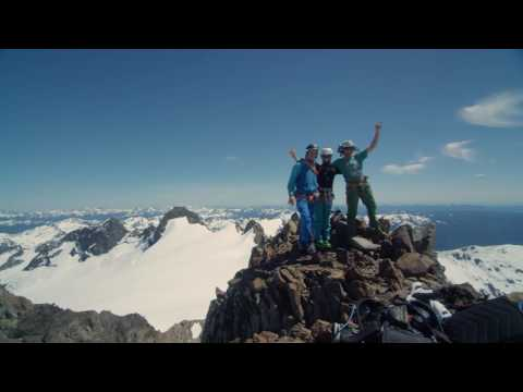 Monumental (Skiing our National Parks) Trailer