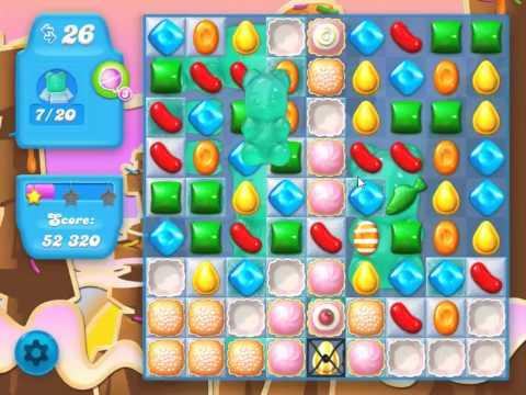 Candy Crush Soda Saga Level 70 NEW