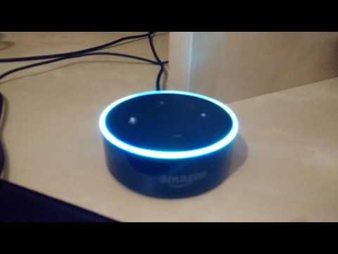 Alexa (Amazon Echo) interacting with Renault ZOE