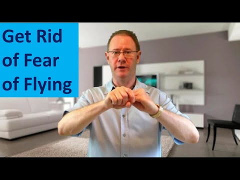 How To Get Rid Of Fear of Flying - Crazy Fast Phobia Cure. Try EFT Now - Energy Healing