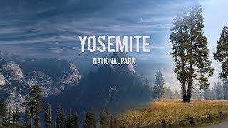 Yosemite park in 4K