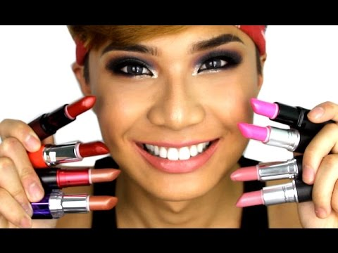MAC Lipstick DUPES Part 2!   ThePrinceOfVanity