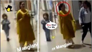 Kareena Kapoor's SHAMELESS Behaviour Makes Taimur Ali Khan Walk ALONE At The Airport