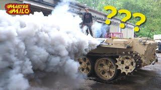 Wat ging er tijdens het tank starten mis? (Tank Restoration)