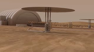 Kilopower Project: Nuclear Power for Astronauts   Video