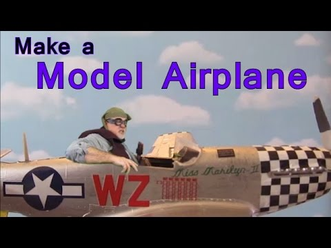 How to Make a Model Airplane