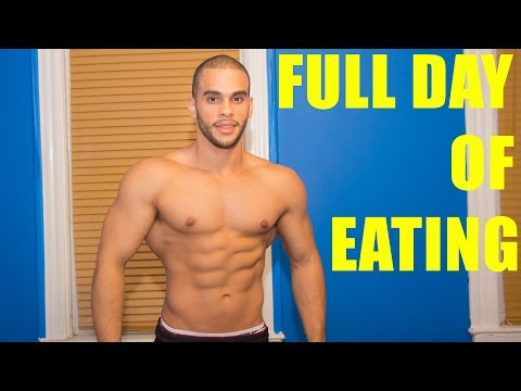 Full Day of Eating on 2,400 Calories for Low Body Fat