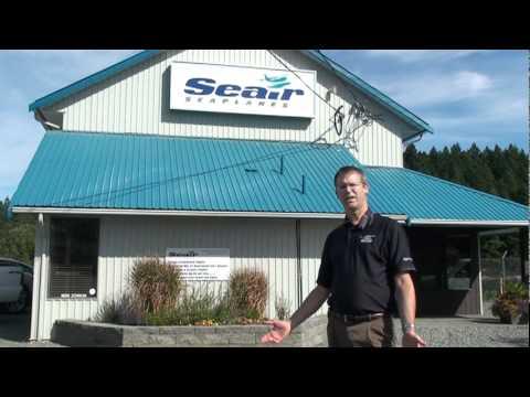 Seair Seaplanes - Nanaimo Location, Car Parking, Parking At The Airport - Nanaimo, Vancouver BC