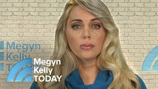 Woman Says That President Donald Trump Groped Her: 'I Was Sick To My Stomach'   Megyn Kelly TODAY
