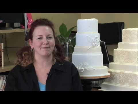 Budget Wedding Cake Ideas