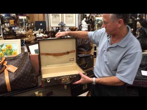 Louis Vuitton president briefcase
