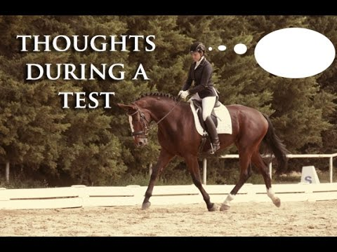 What do you think about during a Dressage Test? Dressage Mastery TV Ep12