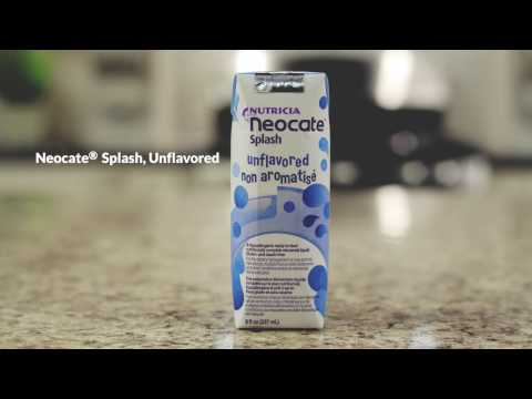 Neocate Splash, Unflavored - In Spanish