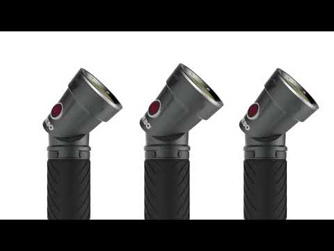 CRYKET by NEBO Powerful Work Light