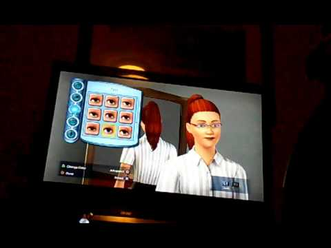 Sims3 ps3 lets play