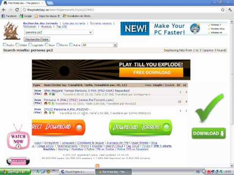 how to download and play free ps2 games on ps2 2012 HD