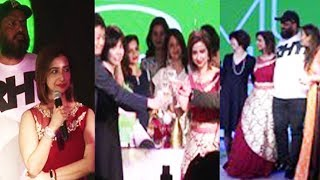 Rashmi Sharma Big Announcement With Yui Yokoyama  Helly Shah, Shilpa Shinde, Rubina Dilaik Interview