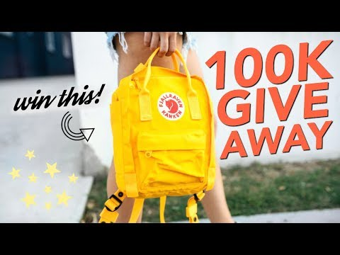 100,000 SUBSCRIBERS GIVEAWAY