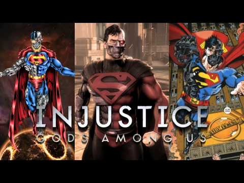 Injustice Gods Among Us: Free Compatibility pack skin